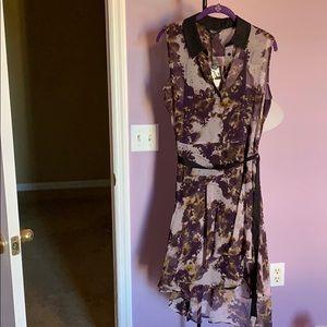 Simply Vera (Wang) asymmetrical Dress NWT in L